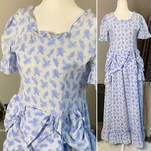 Handmade Edwardian Style Cottage Core Dress